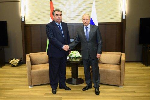 Встреча с Президентом Российской Федерации Владимиром Путиным