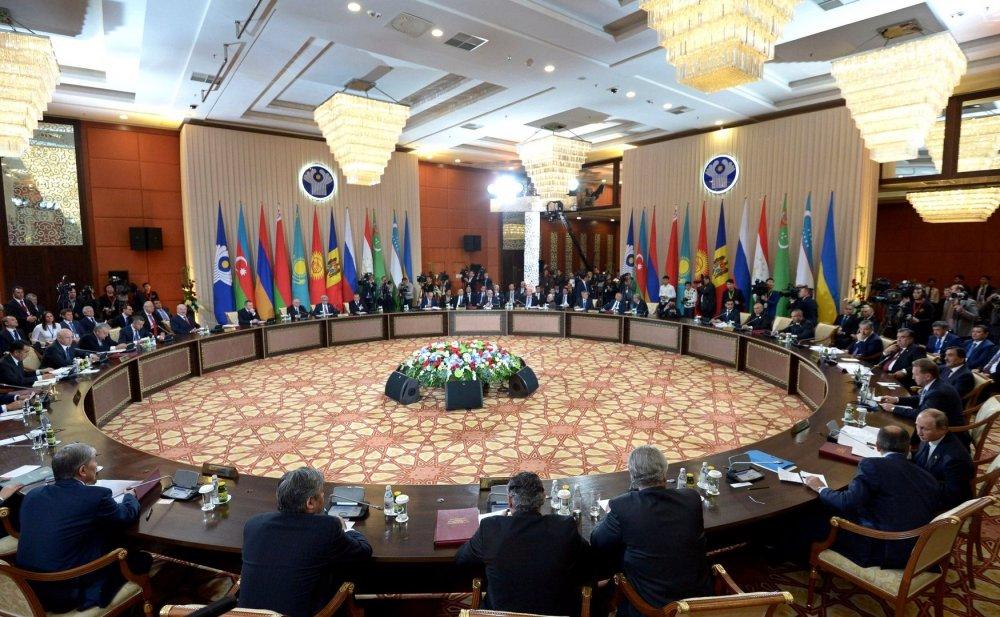 Выступление Президента Республики Таджикистан на Совете глав государств-членов Содружества Независимых Государств